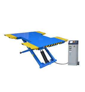 MID-RISED SCISSORS LIFT